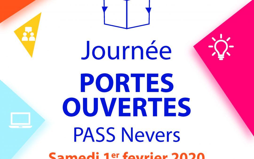 Le 1er février: Portes ouvertes du PASS Nevers – 1re année de médecine
